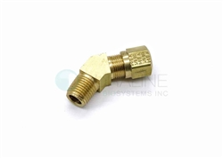 Midmark Elbow Fitting 45 Male