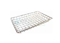 "Market Forge 12"" x 20"" x 2-1/2"" Wire Basket"