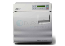 New Midmark Ritter M9D Ultraclave Autoclave