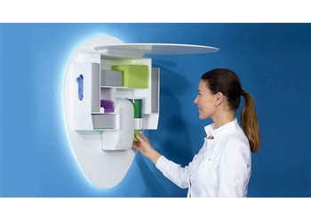 Novo LED Wall Unit for PPE and Hygiene