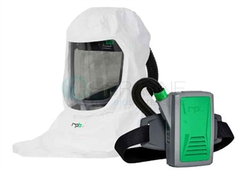 RPB T-Link Respirator Kit with PX5 PAPR, Padded Head-liner respirator mask, reusable, RPB 17-118-12