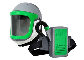 RPB Z-Link Respirator Kit,  RPB 16-018-11 includes PX5 PAPR, Full Face Helmet with Visor