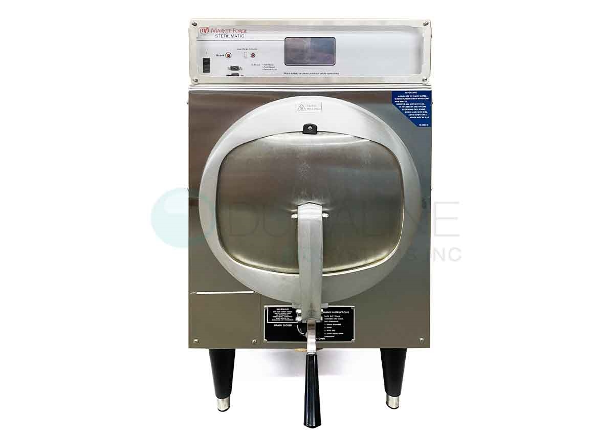 New Market Forge Sterilematic STM-ED Steam Sterilizer