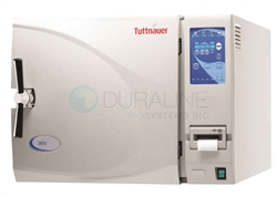 New Tuttnauer 3870EA Autoclave Steam Sterilizer with stand