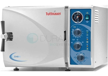 Refurbished Tuttnauer 2340M Current Model