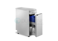 washers-disinfectors-cabinet-with 2 level drawer