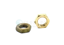 Brass Bushing Nut for Front Foot on Tuttnauer