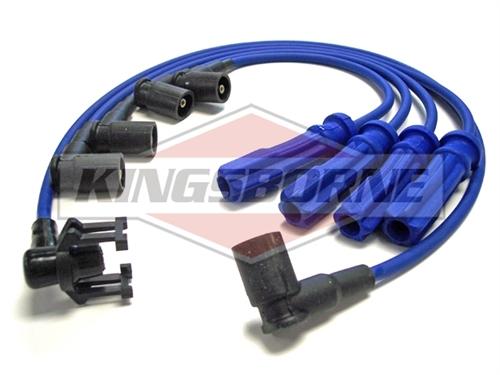 271484 Kingsborne Spark Plug Wires Ignition Wire Set   Spark Wiring 1994 Volvo      Kingsborne