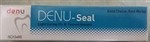 Denu Seal Light Cure Resin Dental Sealant 1 Syringe Tips