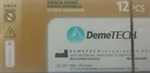 Demegut ABSORBABLE CHROMIC GUT Surgical Suture 4-0 USP 12 Box Demetech Catgut