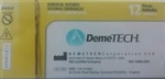 Demegut ABSORBABLE Plain GUT Surgical Suture 3-0 USP 12 Box Demetech Catgut