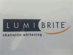 LumiBrite Chairside Dental Teeth Whitening Kit Professional