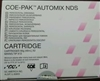 GC COE-PAK Automix NDS 2 Cartridges Periodontal Dressing Dental 12 Mixing Tips