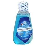 Case of 48 Crest Pro Health Alcohol Free Mouthwash Clean Mint 1.22 FL OZ (36 ML)