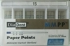 Diadent Absorbent Paper Points Size 15 ISO Color Coded Box of 200
