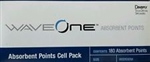 Dentsply Tulsa Waveone Wave One Small Absorbent Paper Points Dental Root Canal