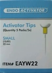 Endoactivator Activator Tips Small Box of 25 Dentsply Tulsa Endo