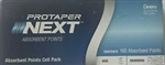 Protaper Next X5 Absorbent Paper Points Dentsply Tulsa Dental Root Canal Endo