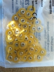 3M ESPE Sof-Lex soflex Discs Medium 1/2 inch 12.7 mm Bag of 30 Dental Orange