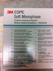 3M ESPE Impregum Penta Soft Monophase Medium Dental Impression Material Single & Double
