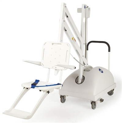PAL-Portable Aquatic PAL Hi-Lo Pool Lift