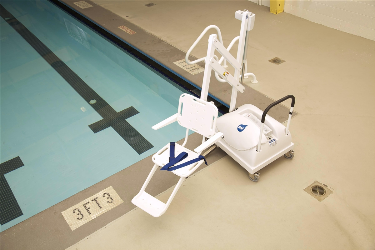 Pal Portable Aquatic Pal Hi Lo Pool Lift S R Smith Pool Lifts