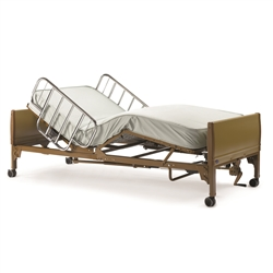 Invacare 5310IVC Semi Electric Hospital Bed Package