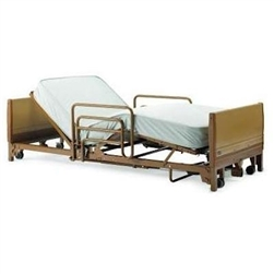 Invacare 5410LOW Hi-Low Hospital Bed Package