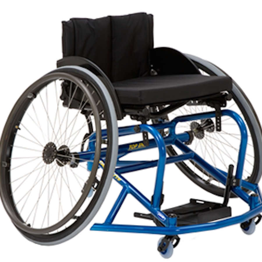 One arm drive wheelchair - Invacare Top End Pro Basketball Wheelchair