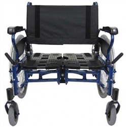 Karman KM-BT10 Fully Adaptive Max Bariatric Wheelchair