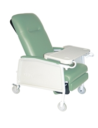 Drive 3-Position Recliner Geri Chair