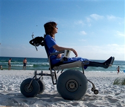 De-Bug Beach Wheelchair