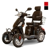 eWheels EW-46 Bariatric 4-Wheel Mobility Scooters