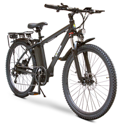 EW-Rugged 350W Electric LI Bicycle Bike Rugged Mountain EBIKE