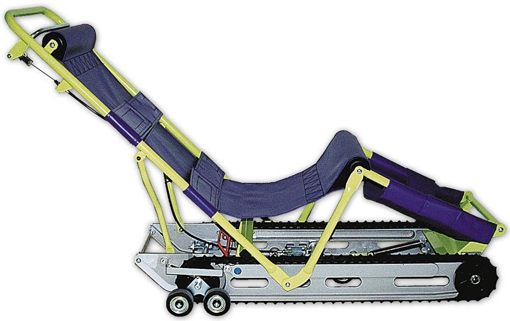 Garaventa Evacu Trac Evacuation Chairs The Evacu Trac Cd7