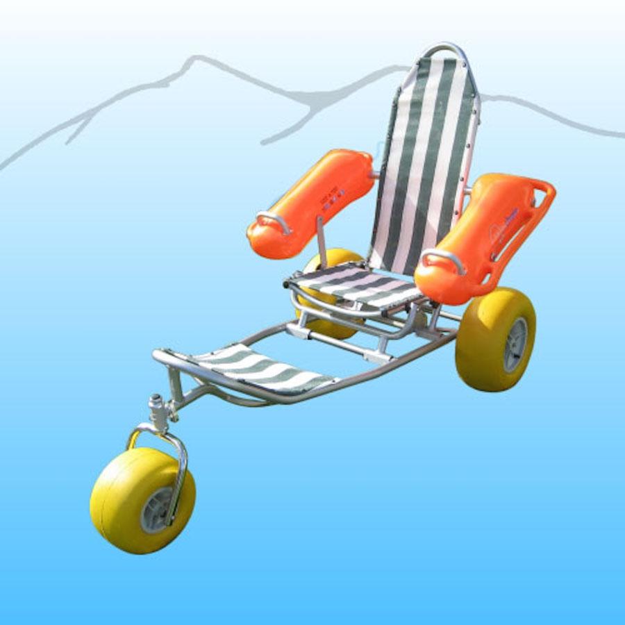 Mobi Chair Floating Beach Wheelchair Pool And Beach