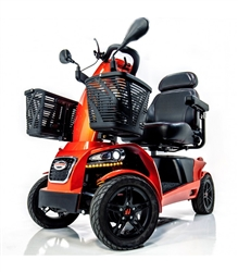 Freerider FR1-4 Rugged Large Mobility Scooter