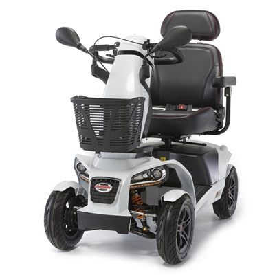Freerider FR168-4S 4 Wheel Mobility Scooter