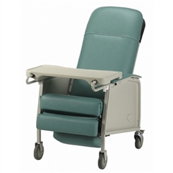 Invacare 3-Position Recliner Geri Chair