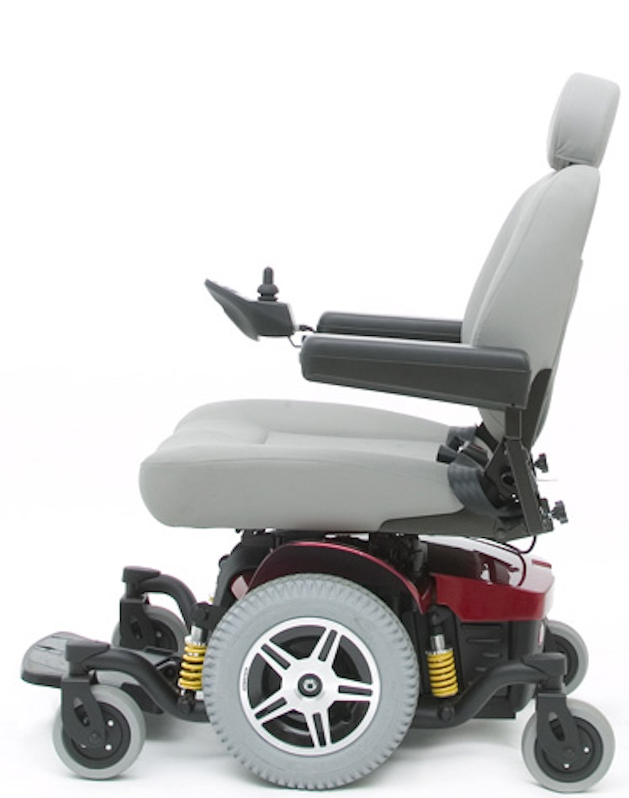 Manuals Literature  sc 1 st  Wheelchairs - Electric Mobility Scooters - Lift Chairs & Pride Jazzy Chair 614 HD Power Chair - Heavy DutyHigh Weight ...