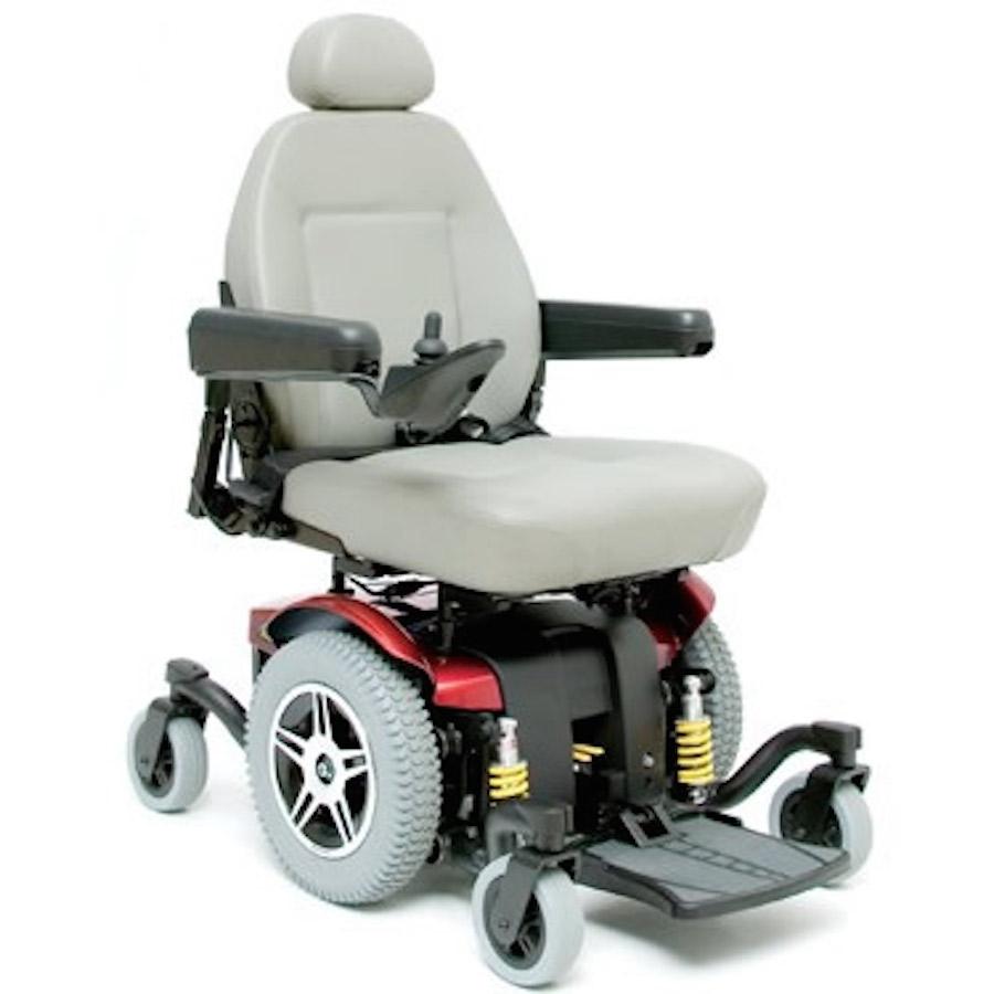 Pride Jazzy Chair HD Power Chair Heavy DutyHigh Weight - Pride power chairs