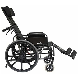 Karman Ultralight Reclining Wheelchair
