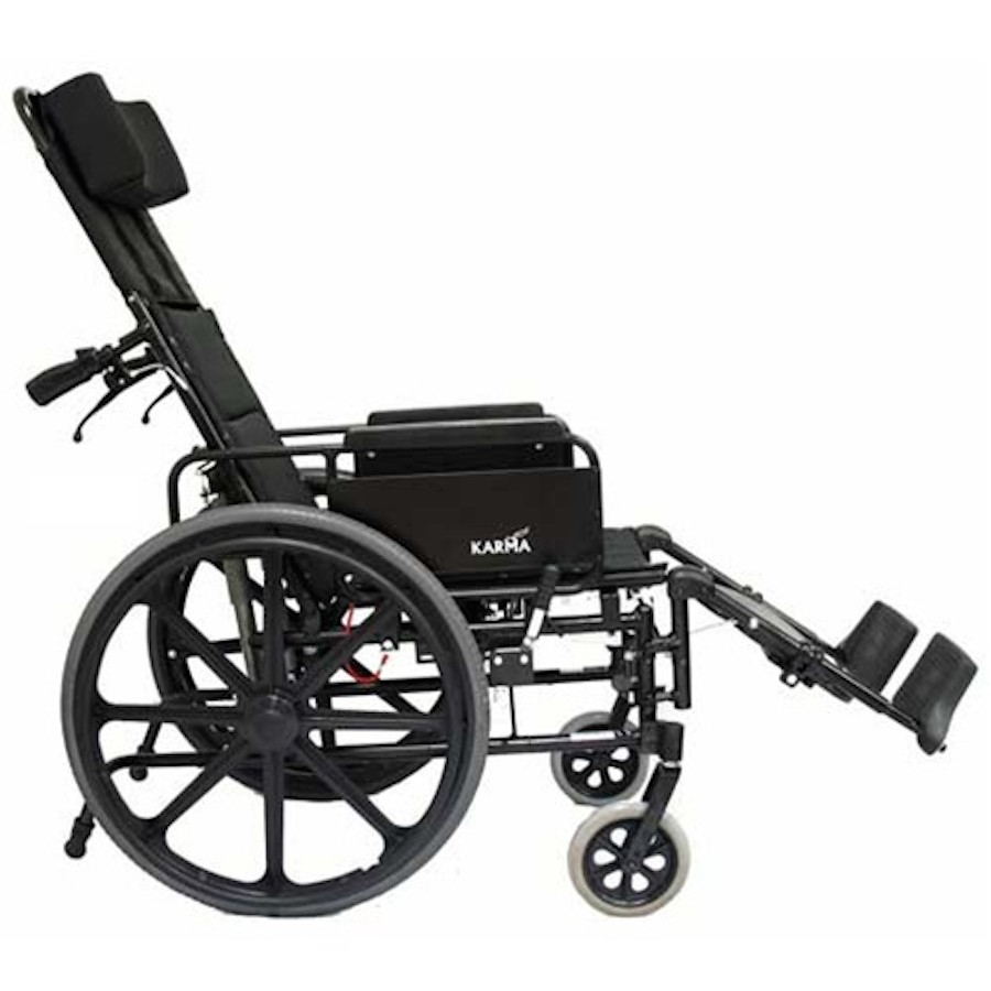Karman Healthcare KM-5000 Ultralight Reclining Wheelchair  sc 1 st  Wheelchairs - Electric Mobility Scooters - Lift Chairs & Karman Healthcare KM-5000 Ultralight Reclining Wheelchair - Karman ... islam-shia.org