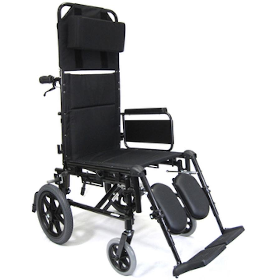 Karman Healthcare KM-5000-TP Ultralight Transport Reclining Wheelchair  sc 1 st  Wheelchairs - Electric Mobility Scooters - Lift Chairs & Karman Healthcare KM-5000-TP Ultralight Transport Reclining ... islam-shia.org