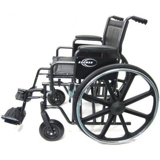 Karman Kn 920w Bariatric Wheelchair Heavy Duty Wheelchairs