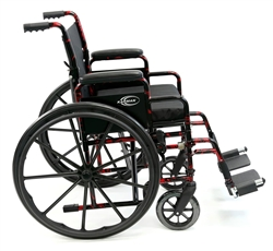 Karman LT-770Q Lightweight Wheelchair