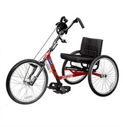 Invacare Top End Li'l Excelerator Junior Handcycle