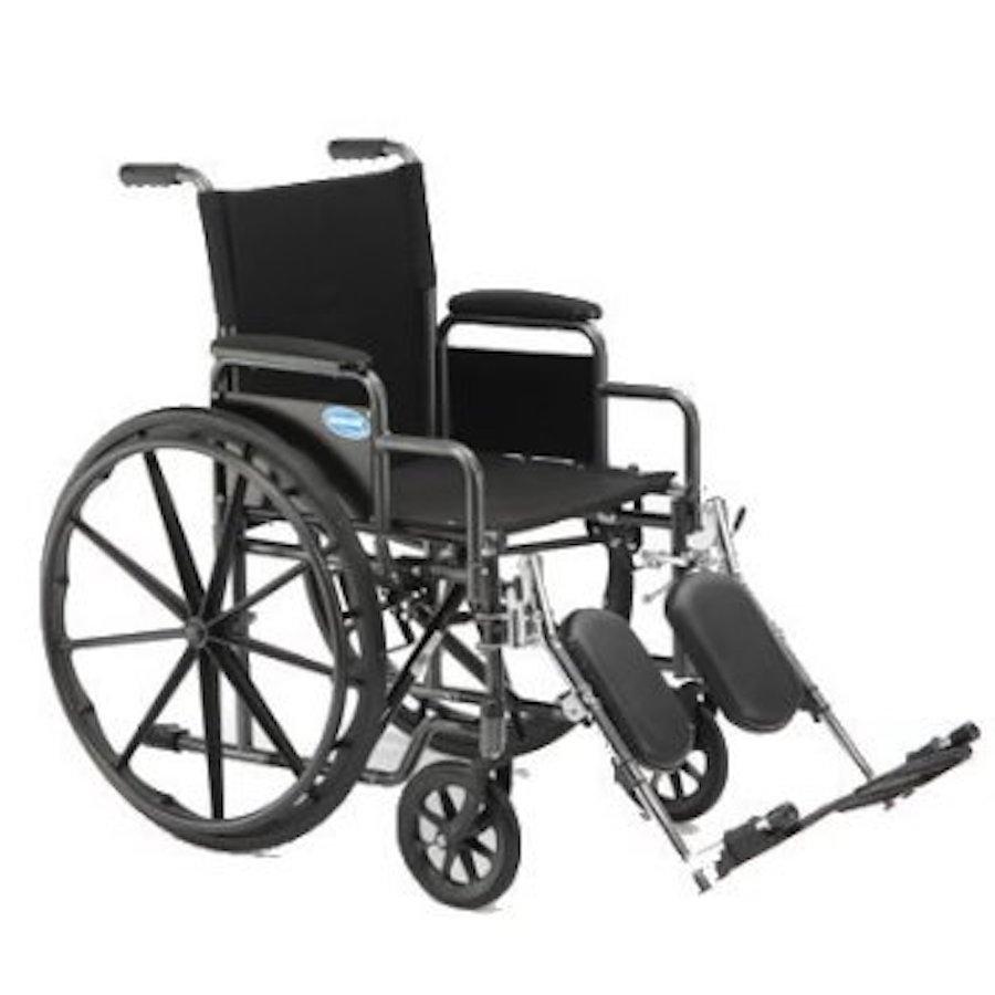 medline excel standard wheelchair big savings on medline wheelchairs
