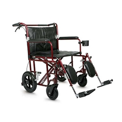 Medline Excel Freedom Plus Bariatric Transport Chair