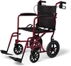 Medline Excel Aluminum Transport Chair